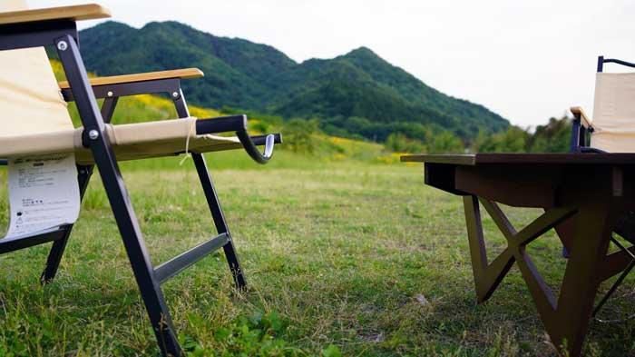 ハイランダーの木製囲炉裏テーブルのレビューブログ