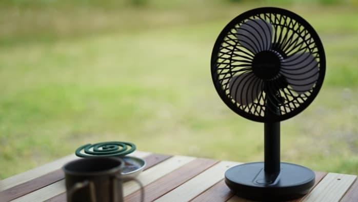 キーナイス ポータブル扇風機