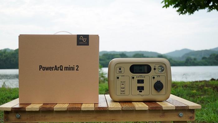 PowerArQ mini2 レビュー