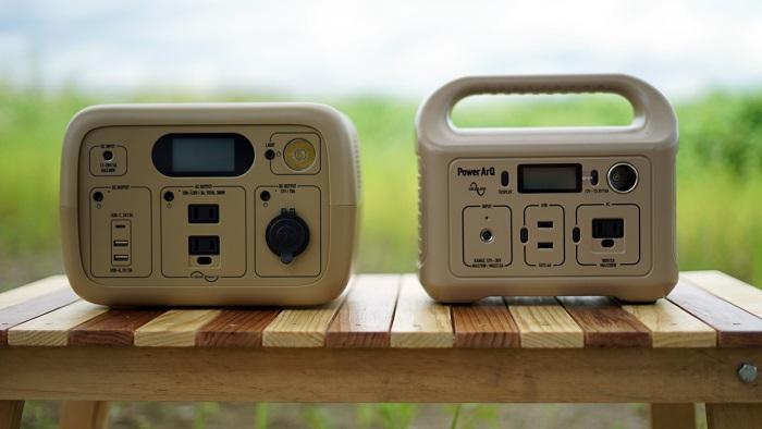 PowerArQ mini2 比較
