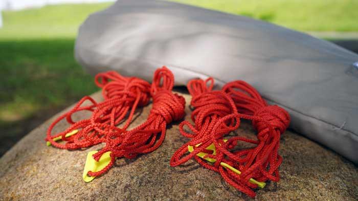タトンカタープ1TCのロープ