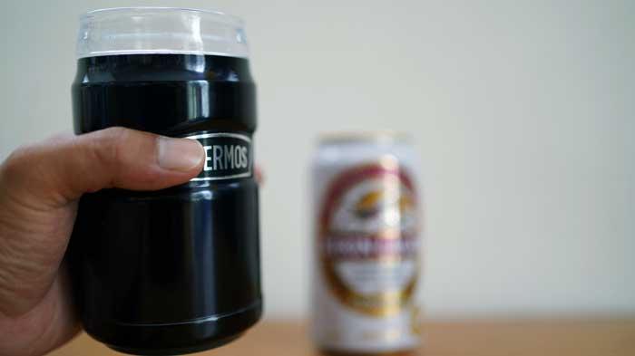 THERMOS保冷缶ホルダーROD-002