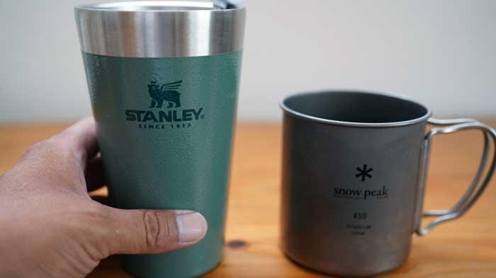 STANLEY(スタンレー)スタッキング真空パイントのレビューブログ