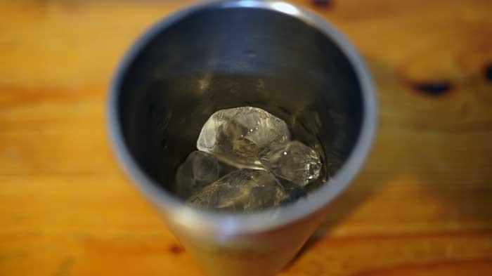 STANLEY(スタンレー)スタッキング真空パイントの氷