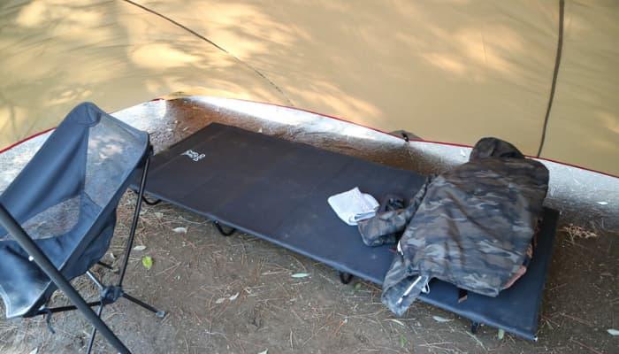 キャンプツーリング用タープの選び方