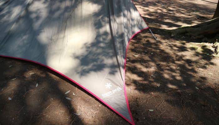 バイクキャンプにおすすめのツーリング用タープ