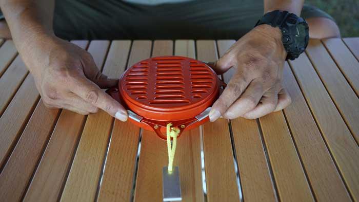 蚊取り線香とホルダーの使い方