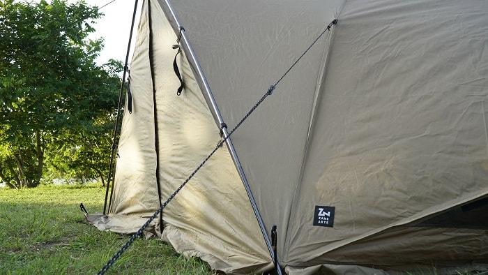 テント ガイロープ