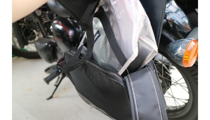 バイクに積載しやすいクーラーボックス(バッグ)は?