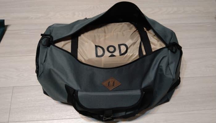 キャンプツーリング用バッグの容量やサイズの目安