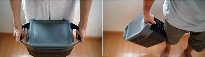 EcoFlow DELTA miniの重量