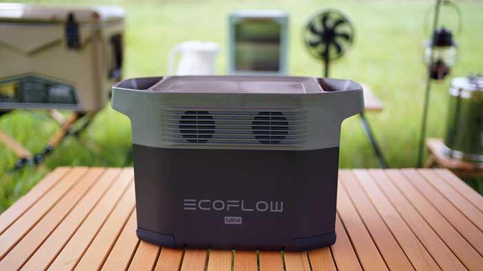 EcoFlow DELTA miniのレビュー