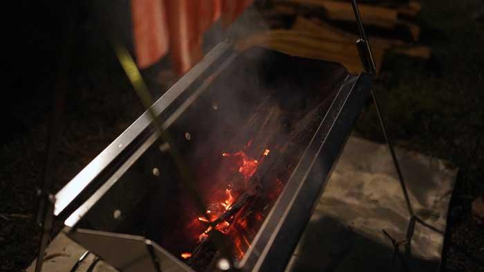 UNIFLAME(ユニフレーム)焚き火ベースsoloのデメリット