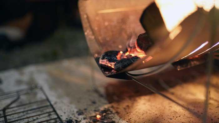 ベルモントの焚き火台TABIのデメリット