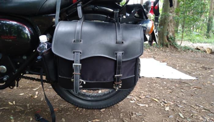 キャンプツーリング仕様に必要なバイクの装備