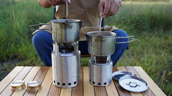 solo stove(ソロストーブ)アルコールストーブの燃焼時間