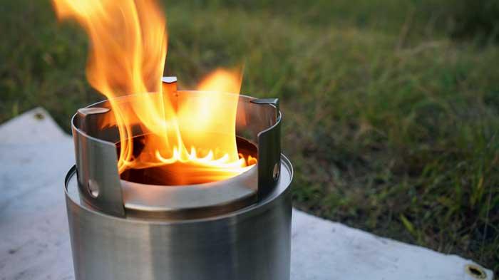 solo stove(ソロストーブ)