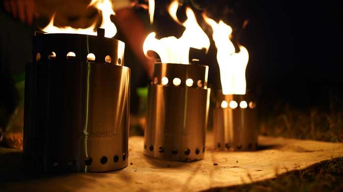 solo stove(ソロストーブ)のサイズ選びで迷う?ソロキャンプにおすすめは?