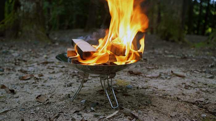 【安くてコスパ最強】おすすめ焚き火台